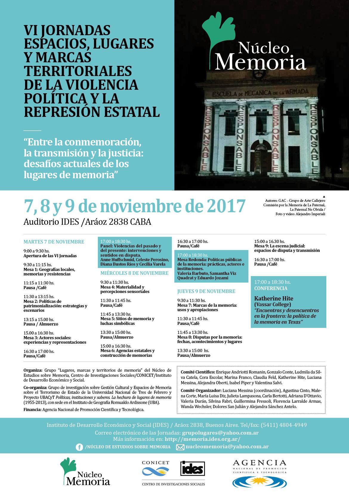 flyer jornadas 2017