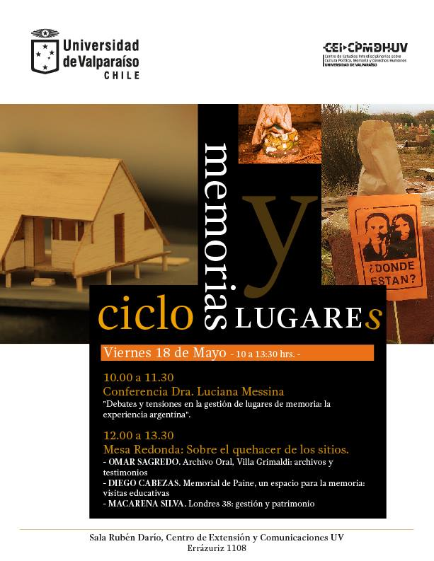 conferencia Luciana chile